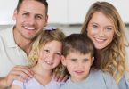 portrait-of-family-smiling-together