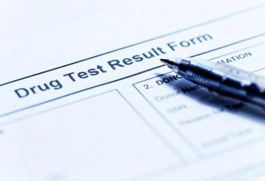 cocain drug test