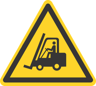 fork lift hazards