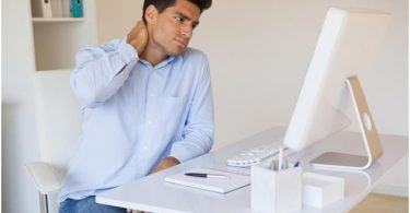 neck stress