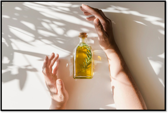 Olive Leaf Extract Skin