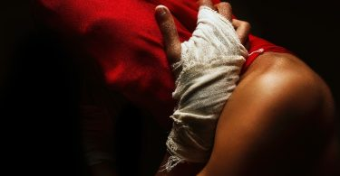 person-wearing-bandage