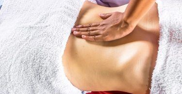 colon hydrotherapy in a spa