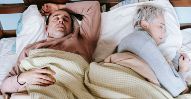 an old care services provider in the USA helps older adults sleep